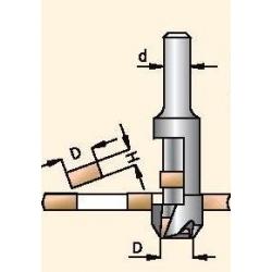 9,5x50 mm kamštukams MNL0955