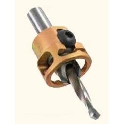 Grąžtas/zenkuotė 5,0x12.0x9.5 mm su standartiniu atraminiu žiedu ATS5007D