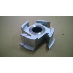 Freza 125x30x40 R-6