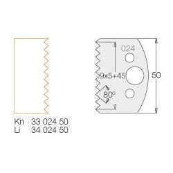 Peiliukas Nr 24 ( 2 peiliukai+2 priešpeiliai)