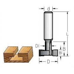 D-29,0 mm D1-12,7 mm B-10,0 mm d-12 mm