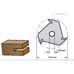 Diskelis 6,0 mm z-3