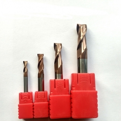 Freza 6x20x50 mm d-6 mm z-2 HRC55 TiAlN