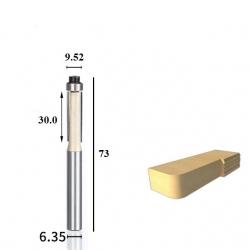 9.52 x 30 mm d-1/4 ( 6.35 mm )