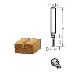 D-1,8 mm B-5 mm d-8 mm