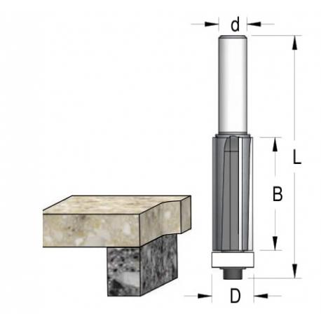D-19 mm B-51 mm L 75 mm