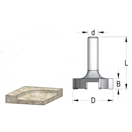 D-50.8 mm B-13 mm L 63 mm