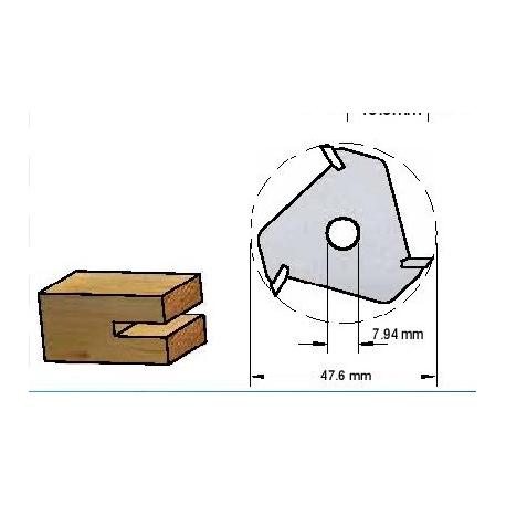 Diskelis 6,3 mm z-3