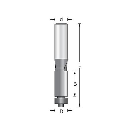 Sulyginimo 12,7 mm B-51 mm