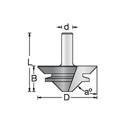 D-67.0 mm B-30.0 mm d- 12 mm