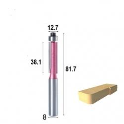 12.7 x 38.1 mm L-81.7 mm d-8 mm