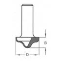 D-27,0 mm B-12,0 mm d-8 mm