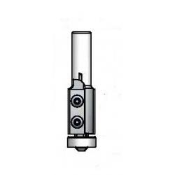 D-19,0 mm B-30,0 mm d-8