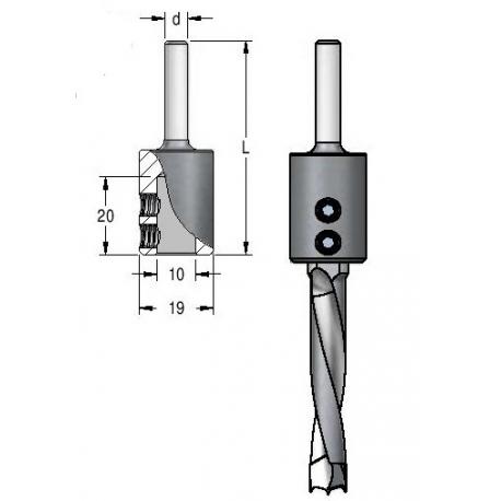 D -10 mm d-10 mm