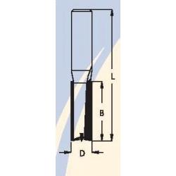 Griovelio freza PT30805